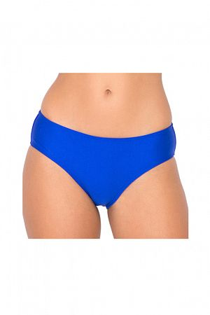 Плавки Luli Fama Luxe Full Coverage Electric Blue - MixBikini