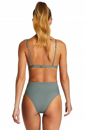 Лиф Vitamin A Moss Top Sea Green EcoRib - MixBikini