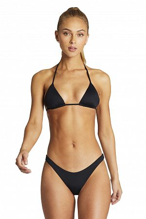 Плавки Vitamin A California High Leg Black - MixBikini